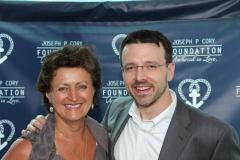 Nada Cory and Marin Dragojevic