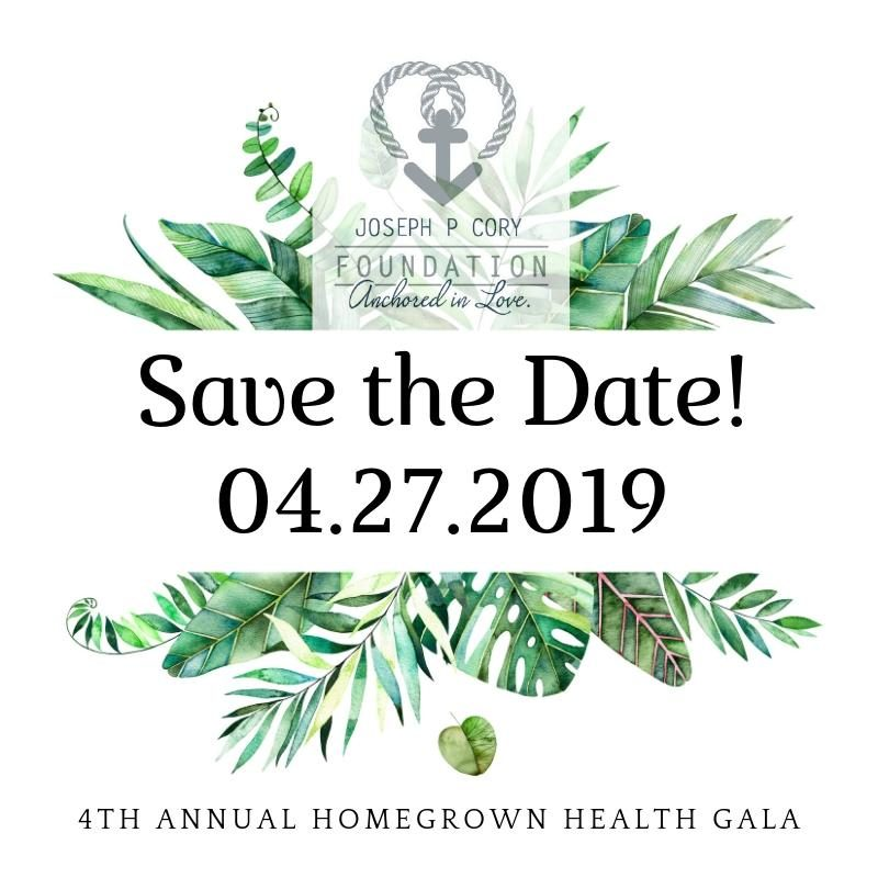 Save the Date 04.27.2019